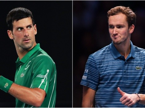 There can only be one: Djokovic and Medvedev clash in the Australian Open Final