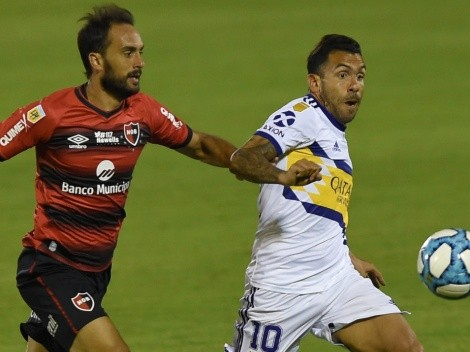 Boca take on Newell's looking for a first win in Copa de la Liga Profesional 2021