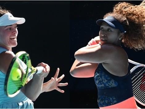 Jennifer Brady meets Naomi Osaka in Australian Open final
