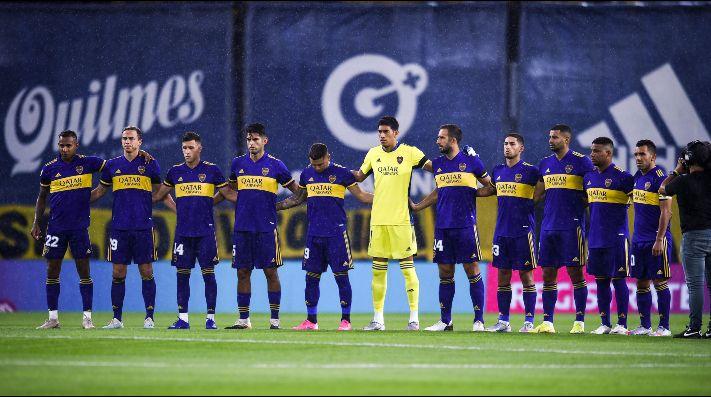 Boca confirmó la lista de convocados: Russo recuperó un lesionado