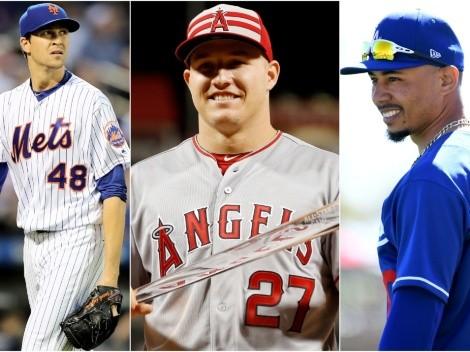 Los 10 mejores jugadores de la MLB para temporada 2021