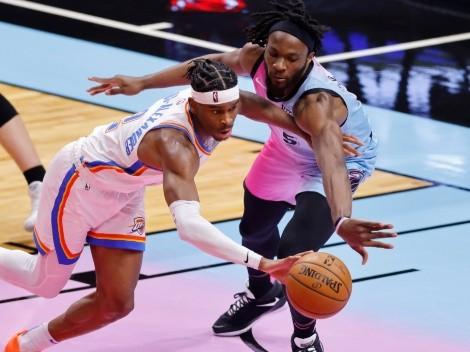 Oklahoma City Thunder and Miami Heat set for a rematch tonight