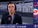 Foto de Marcelo Gallardo, entrenador de River.