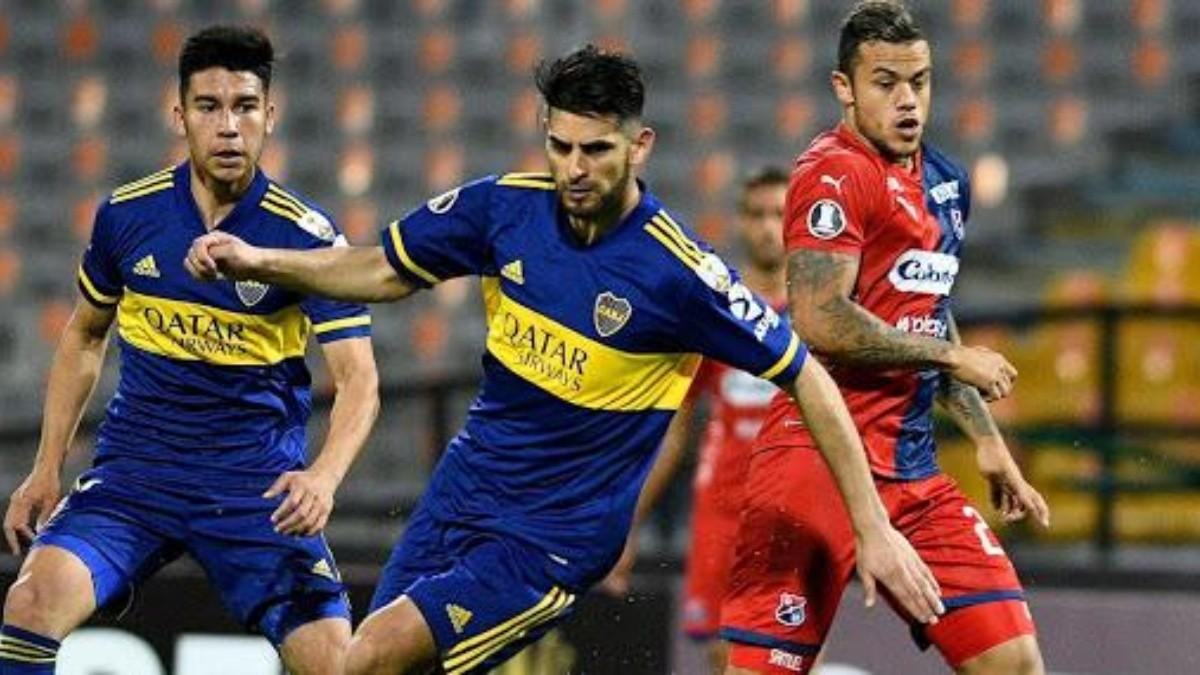 Carlos Zambrano volvió a ser titular en Boca Juniors y hubo molestia de  hinchas