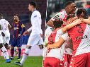 Mónaco le volvió a ganar al PSG y se burló del Barcelona en Twitter