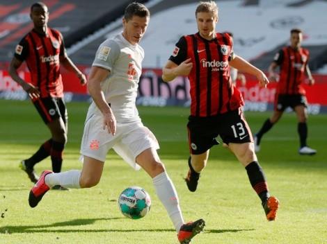 Bundesliga 2020/21 standings after Matchday 22