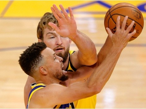 Warriors take the road again to meet with the Pacers