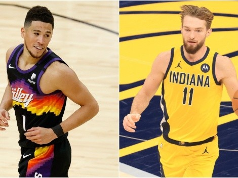 Devin Booker, Domantas Sabonis, and the ultimate All-Star snub team