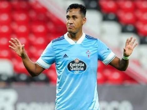 Celta de Vigo le dedicó posteo a Renato Tapia con sus mejores reacciones