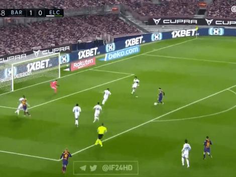 De Jong hizo un jugadón y Messi marcó el 2-0: ¡parecía que nunca iba a definir!