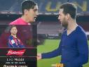 Le pidió la camiseta a Messi pero nunca imaginó la reacción del