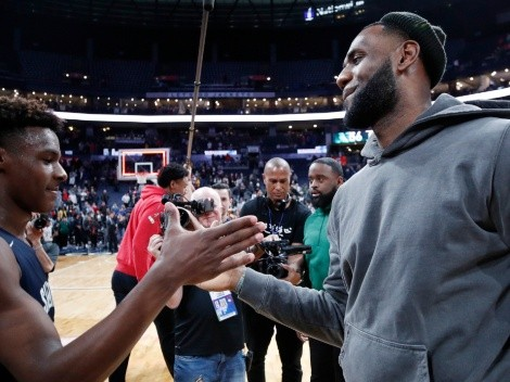 LeBron James pays ultimate respect to son Bronny James on Instagram