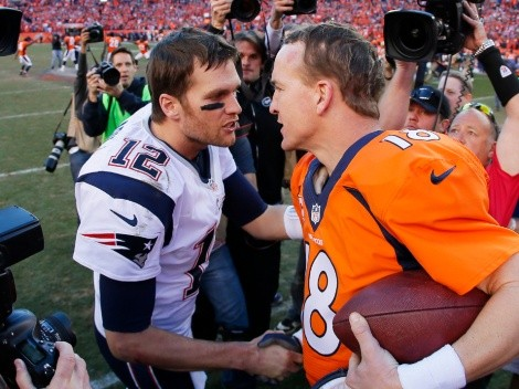 How Peyton Manning influenced Tom Brady to sign with the Buccaneers