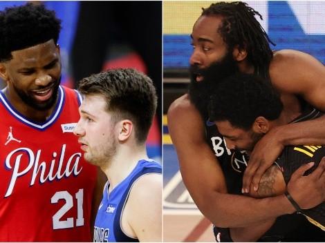 El Este arde: Brooklyn y Philadelphia ganaron sus partidos y no dan tregua