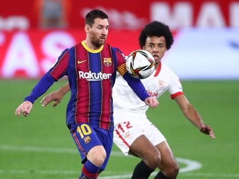 Sevilla and Barcelona clash again in La Liga 2020-21