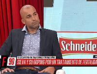Video: en vivo, Vignolo le propuso al Tanque Silva trabajar en su programa
