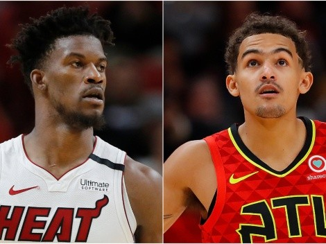 Heat and Hawks start back-to-back games