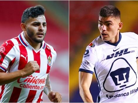 Chivas host Pumas in duel between two teams in need of points