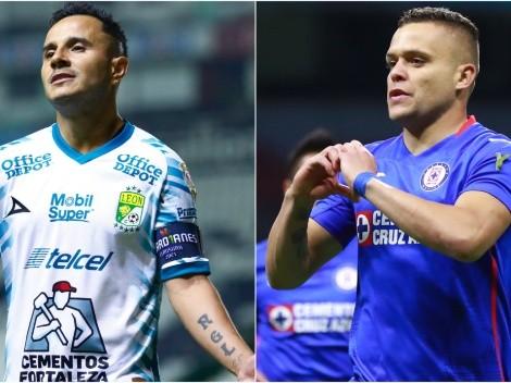 Duras bajas: Montes no jugará en León y Cabecita tampoco en Cruz Azul