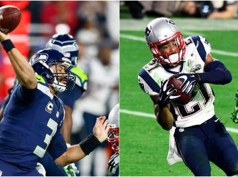 Russell Wilson y Malcolm Butler