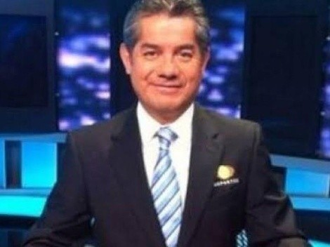 Murió de COVID-19 Gerardo Valtierra, periodista deportivo y excomentarista de Televisa Deportes
