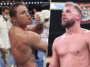 Billy Joe Saunders defendió a Canelo Álvarez de la crítica de otro boxeador