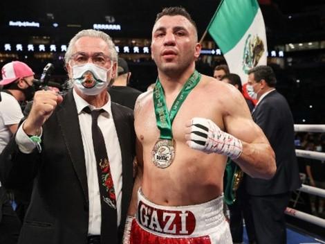El entrenador de Yildirim explicó por qué decidió parar la pelea