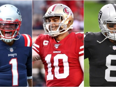 Which quarterbacks may land at Washington to replace Alex Smith?