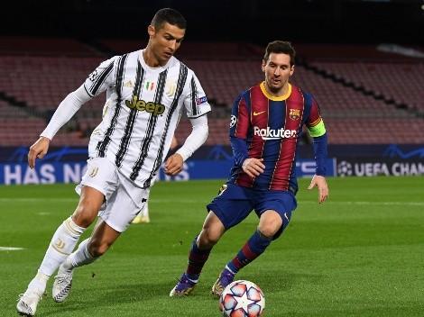 David Beckham quiere a Lionel Messi y Cristiano Ronaldo en Inter Miami
