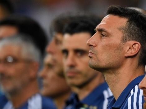 Scaloni contó el jugador que viene siguiendo hace tiempo para la Selección Argentina