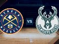 Denver Nuggets vs. Milwaukee Bucks, NBA.