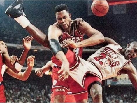 """Bad Boy de los Pistons tundió a Jordan: """"Le pateamos el trasero"""""""