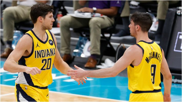Indiana Pacers (Foto: Getty)