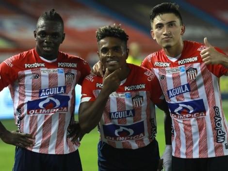 Junior ya conoce su rival para el primer repechaje en Libertadores 2021