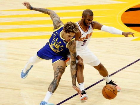 Golden State Warriors host Phoenix Suns at the Chase Center tonight