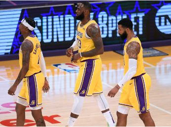 Los Angeles Lakers (Foto: Getty)