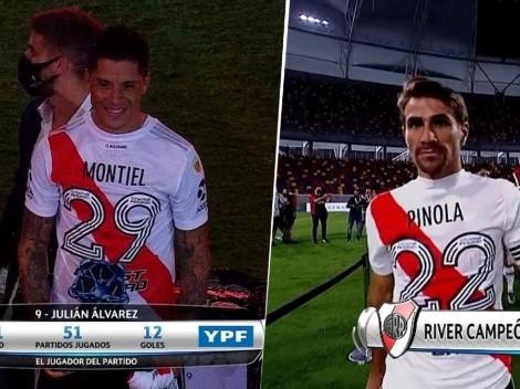 Entendieron todo: los grandes gestos de Enzo Pérez y Ponzio
