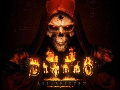 El remake de Diablo 2 permitirá cargar partidas de hace más de 20 años