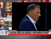 En F12 revelaron el nombre del entrenador que suena en Boca en caso que Russo se vaya