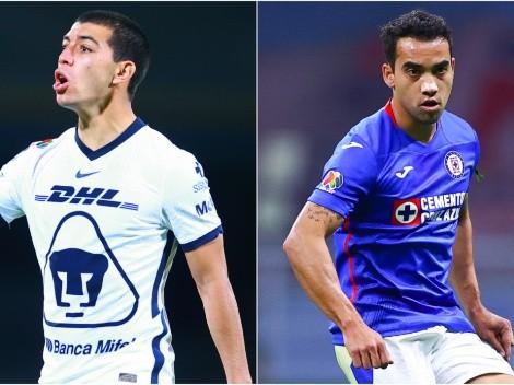 The leaders Cruz Azul take on Pumas looking to keep their momentum