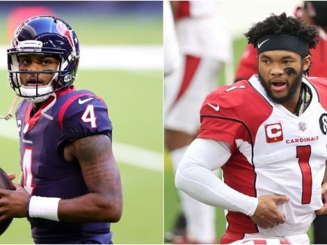 NBC: Cardinals and Texans could swap Deshaun Watson and Kyler Murray