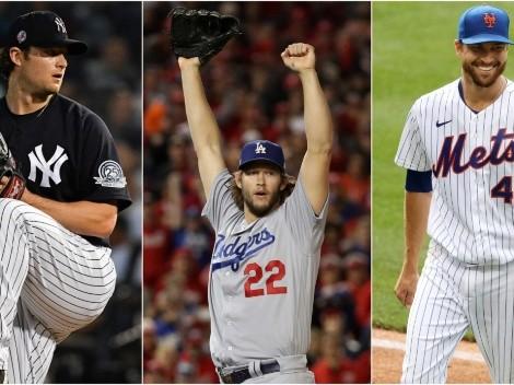 Cinco abridores confirmados para el Opening Day de temporada 2021 en MLB