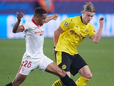 Dortmund host Sevilla with advantage in Champions League round of 16 second-leg