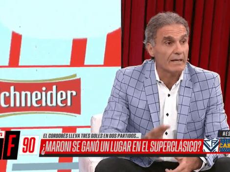 """Ruggeri, indignado por la no expulsión a Capaldo: """"Esto es indefendible"""""""