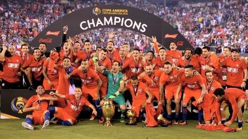 ¿Cuántas son las Copa América que tiene Chile?.