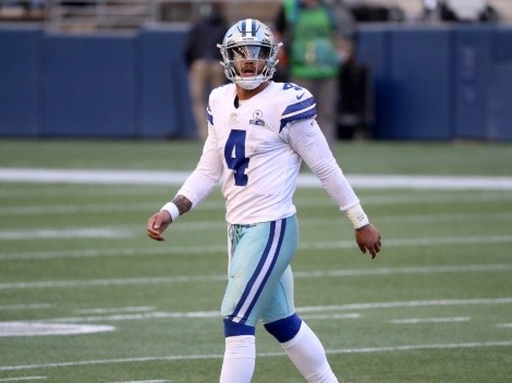 Dak Prescott and the five highest-paid players in the NFL