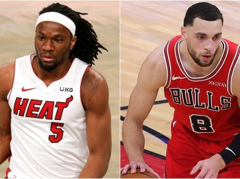 Miami Heat face Chicago Bulls in a back-to-back game tonight