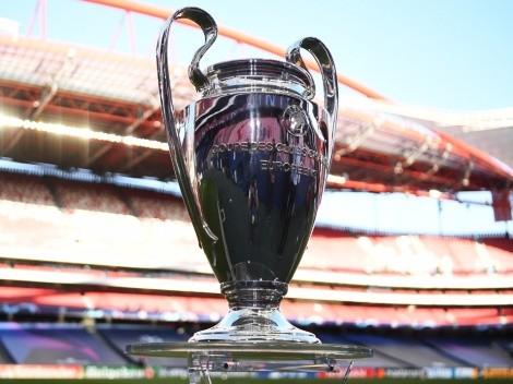Champions League: saiba quais são os jogos de hoje (10) da competição e como assistir AO VIVO