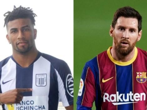 Carlos Ascues se hace tendencia tras penal errado de Lionel Messi