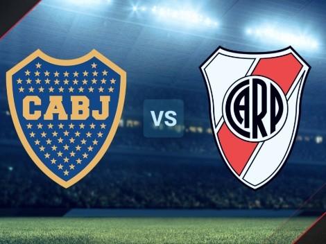 Superclásico: Boca vs. River   Hora y canales de TV para ver EN DIRECTO el partido por la Copa de la Liga Profesional